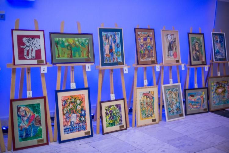 Andělská aukce