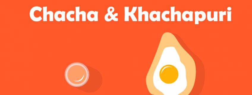 Chacha & Khachapuri - povídání o Gruzii