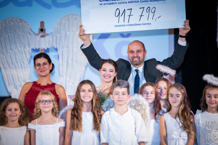 Andělská aukce 2019